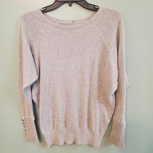 Kaisely Grey Sweater size medium